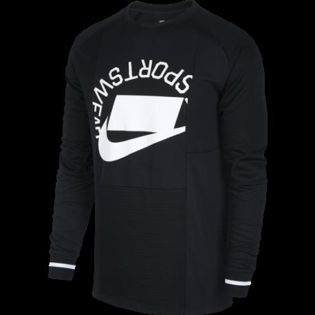 Nike Sportswear T-Shirt NSW Patch Nero Uomo