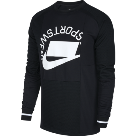 Nike Sportswear T-Shirt NSW Patch Nero Uomo