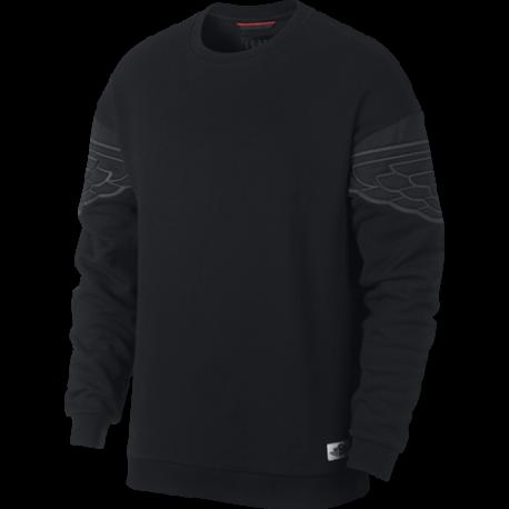 Nike Sportswear Giacca Jordan Wings Classics Girocollo Nero Uomo