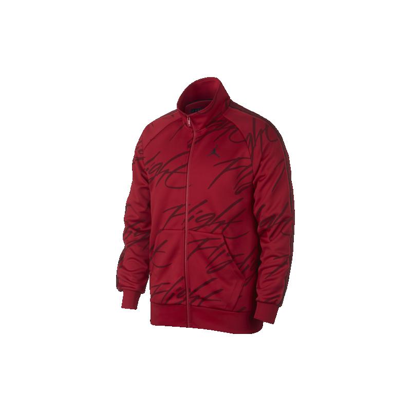 Nike Sportswear Giacca Jordan Jumpman Rosso Uomo