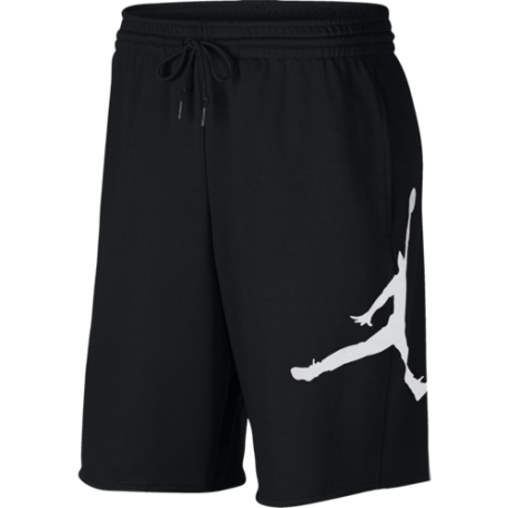 Nike Short Jordan Big Jumpman Nero Uomo