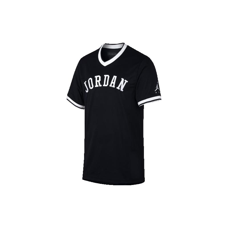 7d12b70d0ec749 Nike T-Shirt Jordan Jumpman Air Mesh Nero Uomo - Acquista online su ...