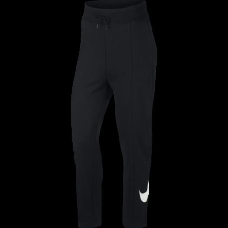 Nike Sportswear Pantalone Swoosh Nero Donna