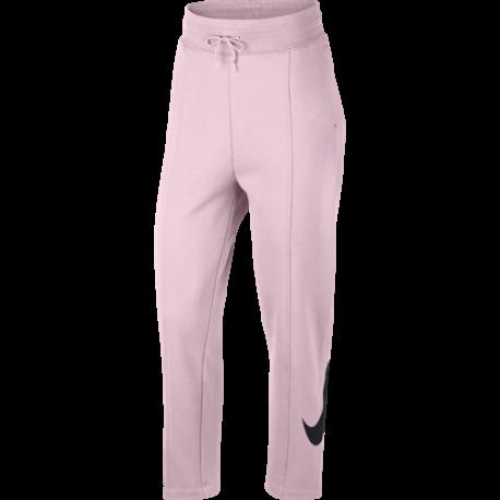 e5dc790525b58 Nike Sportswear Pantalone Swoosh Rosa Donna ...