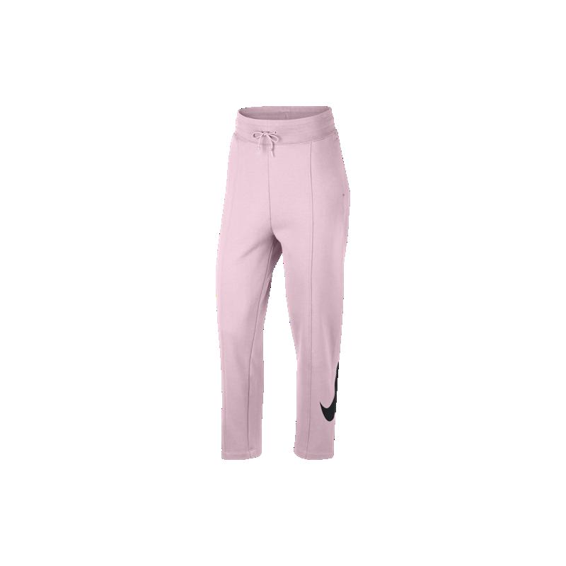 b9ab632dd9 Nike Sportswear Pantalone Swoosh Rosa Donna