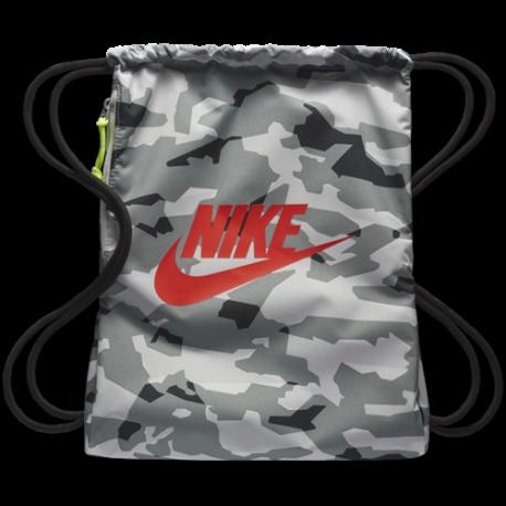 Nike Heritage Sacca Palestra Nero
