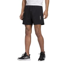 ADIDAS pantaloncino palestra essential plain chelsea nero uomo