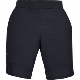 Under Armour Pantaloncino Palestra Vanish Woven Nero Grigio Uomo