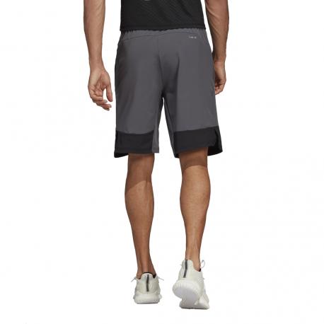 ADIDAS pantaloncino palestra 4krft tech grigio uomo