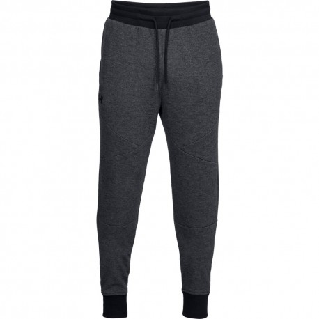 Under Armour Pantalone Unstoppable Nero Uomo