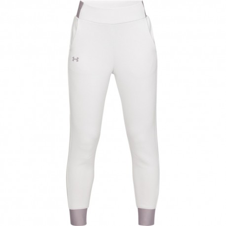 Under Armour Pantalone Move Bianco Donna