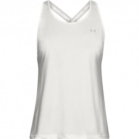 Under Armour Canotta Palestra Armour Sport  Bianco Donna
