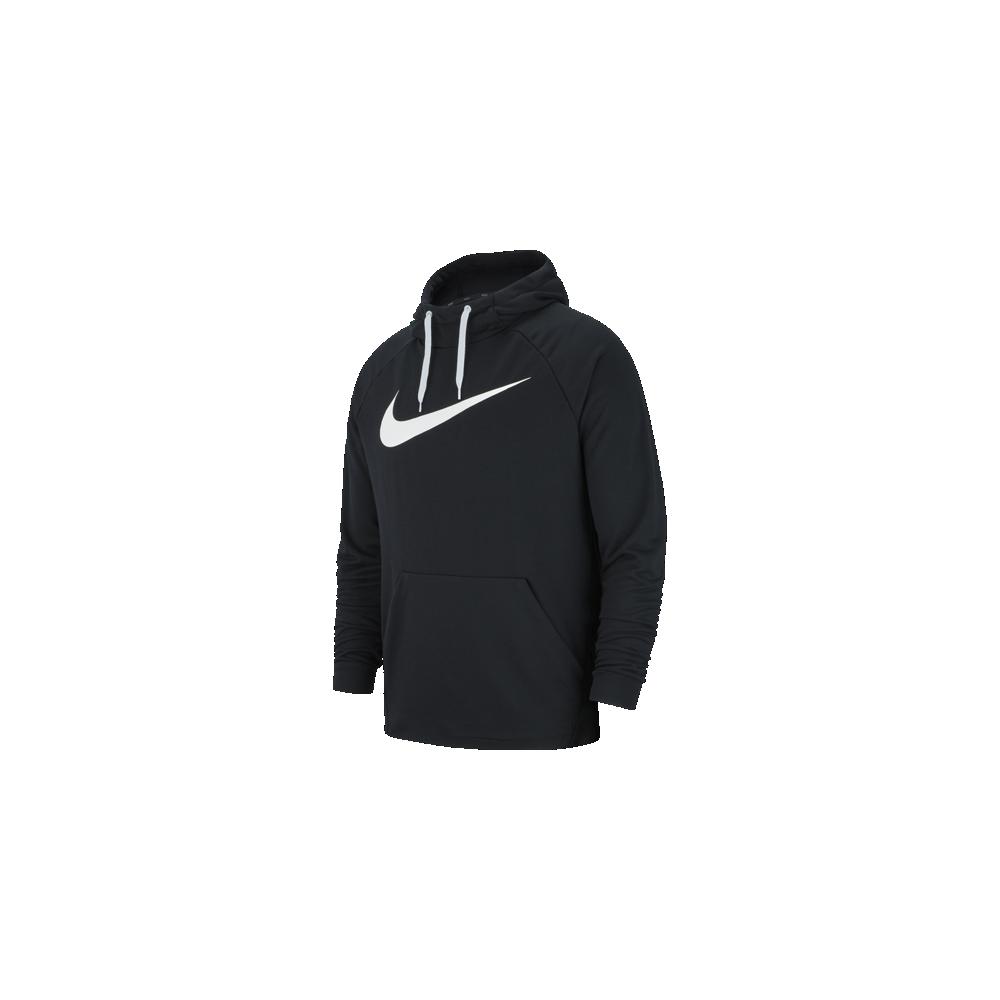 Uomini Nike Dri fit™ Fleece Training Hoodie (Little Bambini