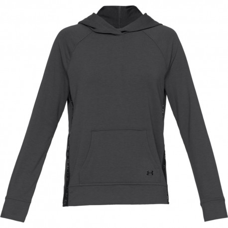 Under Armour Felpa Leggera Nero Donna