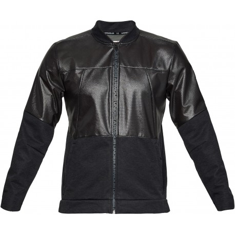 Under Armour Bomber Unstoppable Nero Uomo
