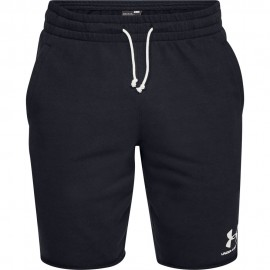 Under Armour Short Sportstyle Terry Nero Uomo