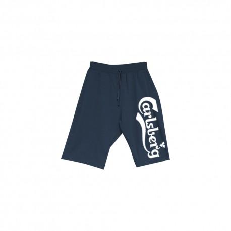 Carlsberg Short Blu Uomo