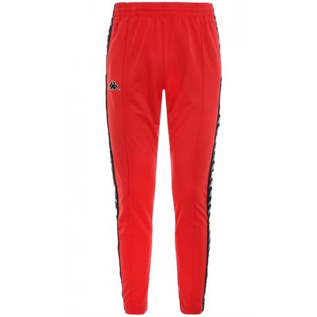 Kappa Pantalone Snap Rosso Donna
