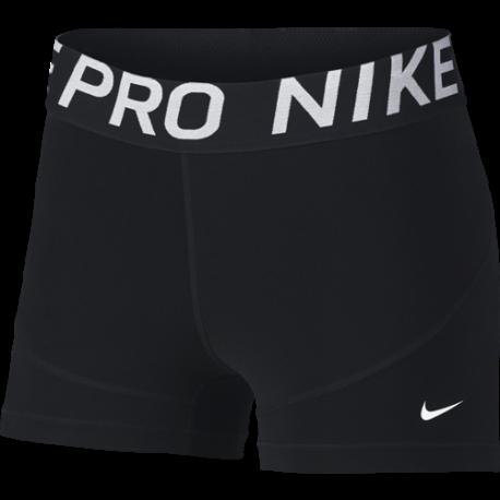 Nike Pantaloncino Palestra DriFit Pro Nero