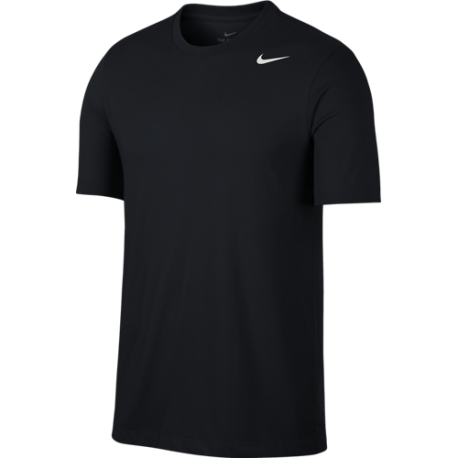 Nike Maglietta Palestra DriFit Nero Uomo