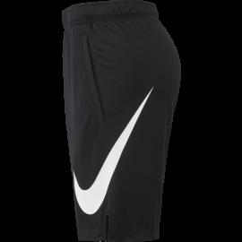 Nike Pantaloncino Palestra DriFit Swoosh Nero Uomo