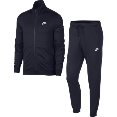 Nike Tuta Sportiva Sportswear Blu Uomo