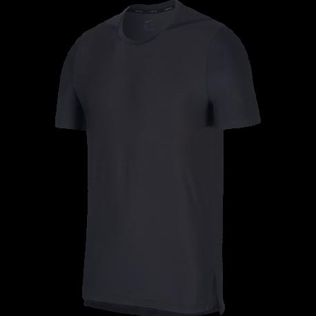 Nike Maglietta Palestra DriFit Tech Pack Grigio Uomo