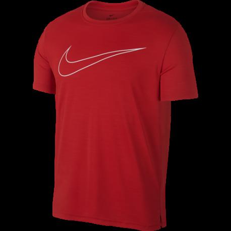 Nike Canotta Palestra Superset DriFit Rosso Uomo