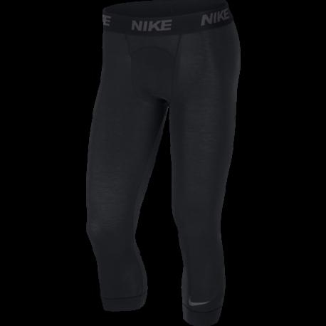 Nike Pantalone Capri DriFit Trascend Nero Uomo