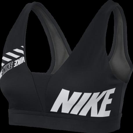 Nike Reggiseno Sportivo Indy DriFit Nero Donna