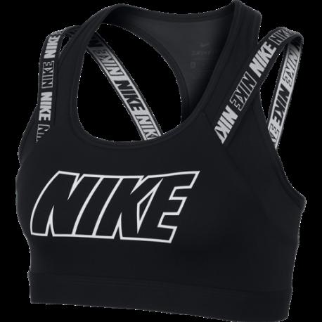Nike Reggiseno Sportivo Victory Compression Nero Donna