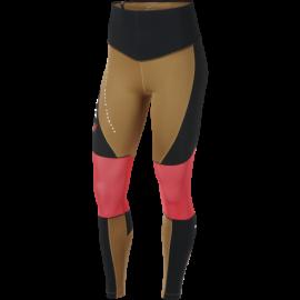 Reebok Leggings Sportivi Fantasia Nero Donna Acquista