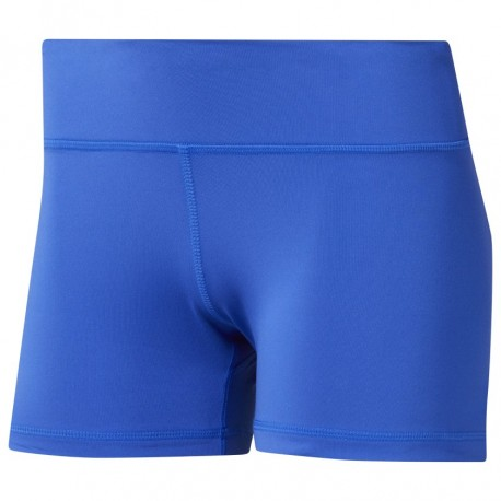 Reebok Pantaloncino Crossfit Speedwick Blu Donna