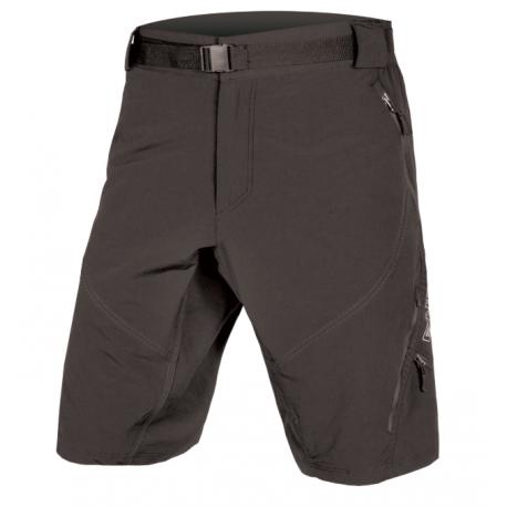 Endura Pantaloncini MTB Hummvee II Dwr Liner Nero Uomo