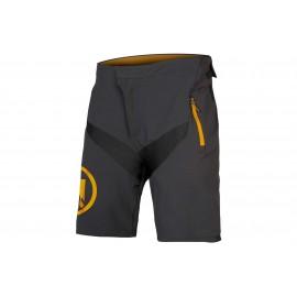 Endura Pantaloncini MTB MT500 II Grigio Bambino