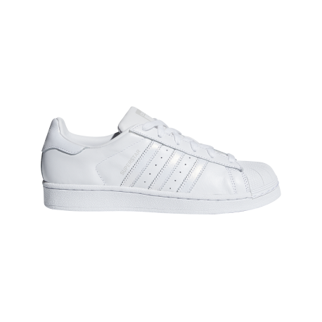 low priced a113d eefc1 Adidas Superstar Lea Bianche Rosa Donna ...