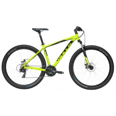 Bulls MTB Mountain Bike Wildtail Disc 29 Lime Nero