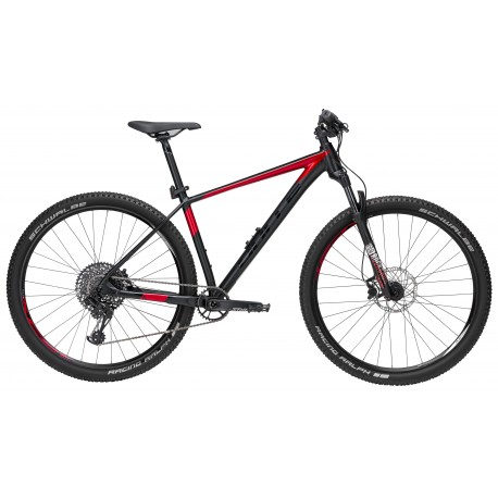 Bulls MTB Mountain Bike Copperhead 3 Gx 29 Nero Opaco Rosso