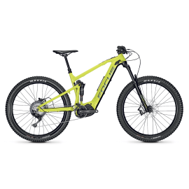 Focus MTB Elettrica Jam2 6.7 Plus Nero Lime