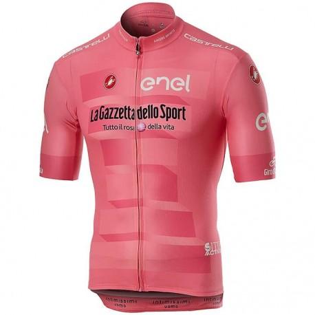 Castelli Maglia Ciclismo Giro Squadra Rosa Giro Uomo