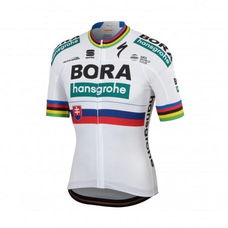 Sportful Maglia Ciclismo Bodyfit Team Bora Slovak Uomo