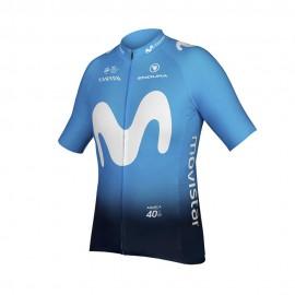 Endura Maglia Ciclismo Movistar Team Uomo