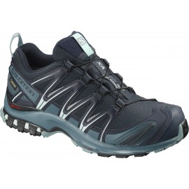 Salomon Scarpe Hiking Xa Pro 3d Gtx Blu Donna