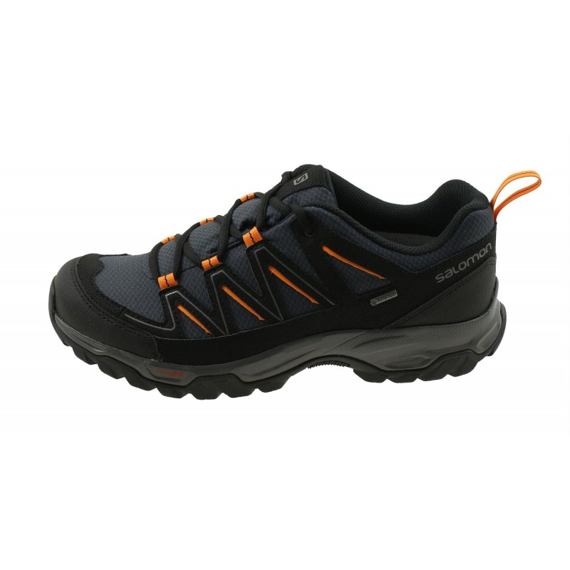 timeless design 0d643 4c357 Salomon Scarpe Hiking Arcalo Gtx Nero Arancio Uomo
