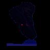 Salomon Pedule Trekking Quest 4d Gtx Antracite Uomo
