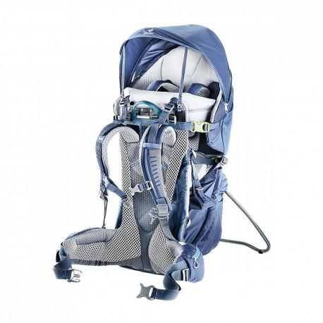 Deuter Zaino Trekking Portabimbo Kid Comfort Pro Blu