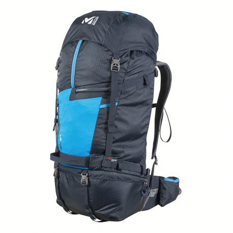 Millet Zaino Trekking Ubic 50+10 Lt Blu Azzurro