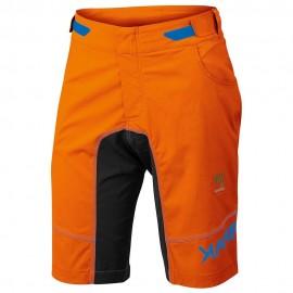 Karpos Pantaloni Corti Trekking Ballistic Evo Arancio Uomo