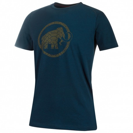 Mammut Maglia Trekking Trovat Blu Uomo