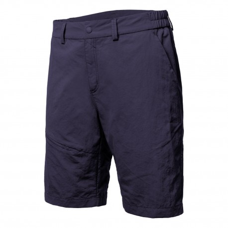 Salewa Pantaloni Corti Trekking Iseo Blu Uomo